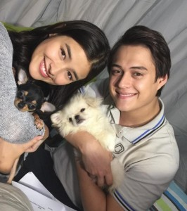 Liza Soberano and Enrique Gil (MNS photo)