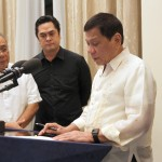 Duterte opens SONA: 'Finger-pointing is not the way'