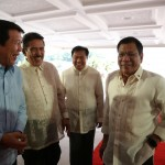 Dureza urges communist rebels: Reciprocate govt's goodwill