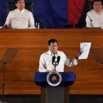 Duterte: Pass federal system in four or six years and I will step aside