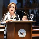 De Lima opposes proposal allowing Duterte to pick barangay OICs