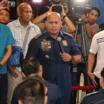 Information on senator allegedly benefitting from illegal drug operation not from PNP: Dela Rosa