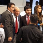 DOT eyes Pacman fight in PHL