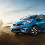 Nissan Versa Note also named one of Kelley Blue Book's KBB.com '10 Best Back-to-School Cars of 2016'