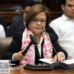 De Lima on impeach plot vs. Duterte: 'A figment of their wild imagination'