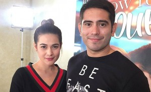 Bea Alonzo and Gerald Anderson (MNS Photo)