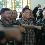 Military must have access to every inch of republic, Duterte says