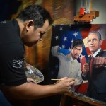 Pinoy Sports-Artist to be Inducted into West Coast Hall of Fame