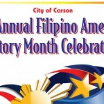 Carson kicks off Filipino-American History Month Celebration October 1