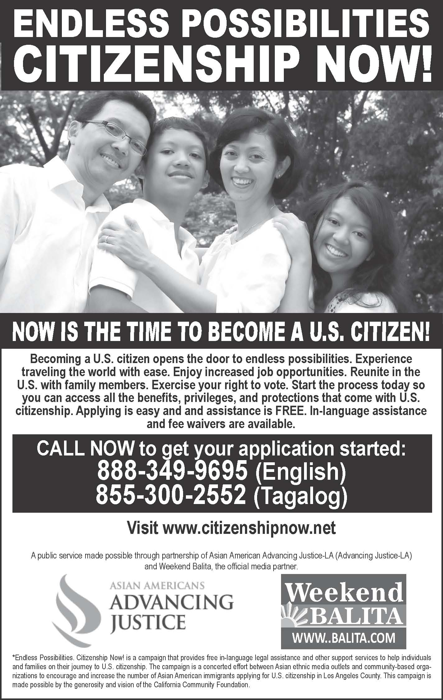 Campaign Promoting Benefits Of U.S. Citizenship Targets Asian ...