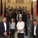 Agri fellows briefed ON PHL conditions