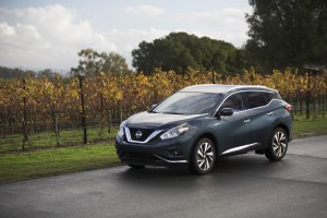 "Nissan Murano as one of the ""2016 Best Cars for the Money."""