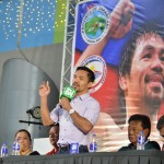 Pacquiao, next PHL presdient?