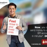 MoneyGram Extends Cash to Account Footprint in Philippines BPI's customers can now receive money directly to their bank accounts