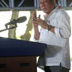Duterte: I never ordered cops to execute drug suspects
