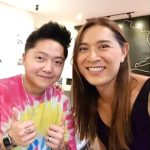 Jake Zyrus meets Angelina Mead King