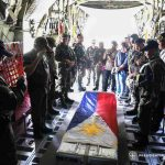Duterte visits wake of soldiers killed in Marawi
