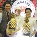 PHL Embassy 'Sisig' wins both Judges' and People's Choice Awards at 2018 Embassy Chef Challenge